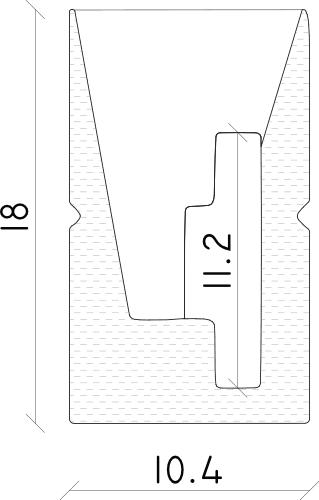 misure profilo led flessibile form