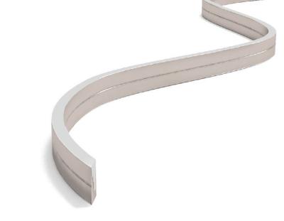 profilo led flessibile form