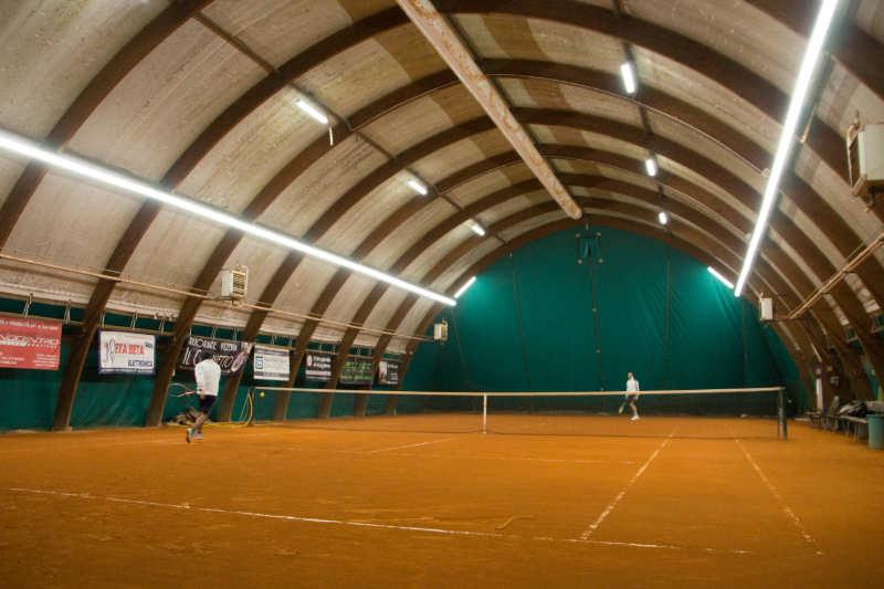 progettazione illuminotecnica per lo sport