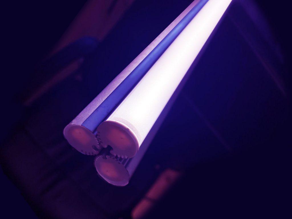 lampada led uvc